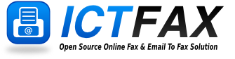 ICTFAX Open Source Online Fax &amp; Email to FAX Solution